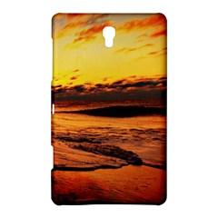Stunning Sunset On The Beach 2 Samsung Galaxy Tab S (8 4 ) Hardshell Case