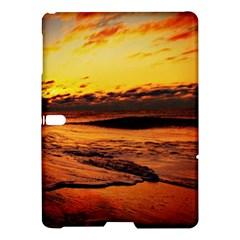 Stunning Sunset On The Beach 2 Samsung Galaxy Tab S (10.5 ) Hardshell Case