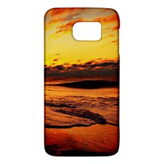 Stunning Sunset On The Beach 2 Galaxy S6