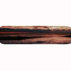 Stunning Sunset On The Beach 3 Large Bar Mats