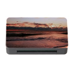 Stunning Sunset On The Beach 3 Memory Card Reader With Cf