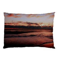 Stunning Sunset On The Beach 3 Pillow Cases (Two Sides)