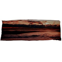 Stunning Sunset On The Beach 3 Body Pillow Cases (Dakimakura)