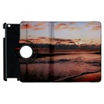 Stunning Sunset On The Beach 3 Apple iPad 3/4 Flip 360 Case Front