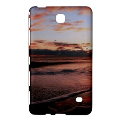 Stunning Sunset On The Beach 3 Samsung Galaxy Tab 4 (8 ) Hardshell Case