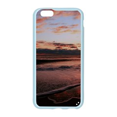 Stunning Sunset On The Beach 3 Apple Seamless iPhone 6 Case (Color)