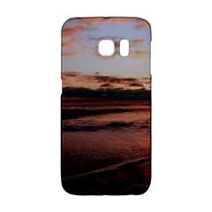 Stunning Sunset On The Beach 3 Galaxy S6 Edge
