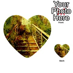 Up Stairs Multi-purpose Cards (Heart)