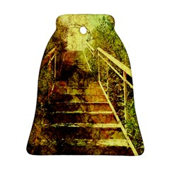 Up Stairs Ornament (Bell)