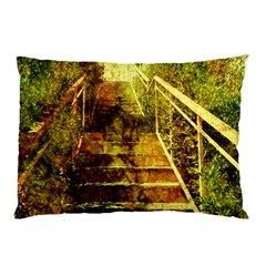Up Stairs Pillow Cases (two Sides)