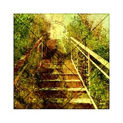 Up Stairs Acrylic Tangram Puzzle (6  x 6 )