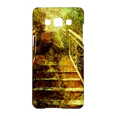 Up Stairs Samsung Galaxy A5 Hardshell Case