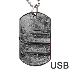 Another Way Dog Tag USB Flash (One Side)