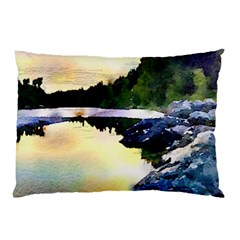 Stunning Nature Evening Pillow Cases