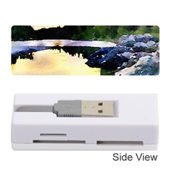 Stunning Nature Evening Memory Card Reader (Stick)