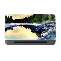 Stunning Nature Evening Memory Card Reader With Cf