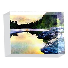 Stunning Nature Evening 5 x 7  Acrylic Photo Blocks