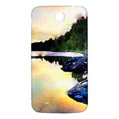 Stunning Nature Evening Samsung Galaxy Mega I9200 Hardshell Back Case
