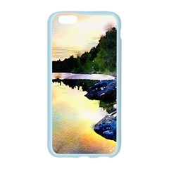 Stunning Nature Evening Apple Seamless iPhone 6 Case (Color)