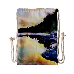 Stunning Nature Evening Drawstring Bag (Small)