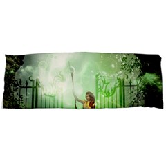 The Gate In The Magical World Body Pillow Cases Dakimakura (Two Sides)