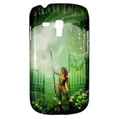 The Gate In The Magical World Samsung Galaxy S3 Mini I8190 Hardshell Case