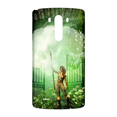 The Gate In The Magical World LG G3 Back Case