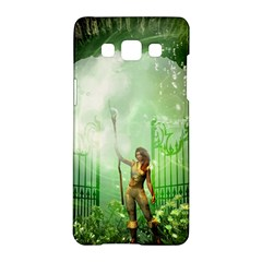 The Gate In The Magical World Samsung Galaxy A5 Hardshell Case