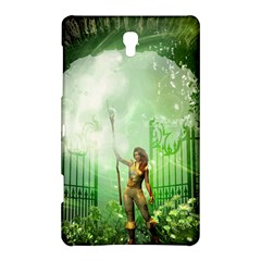 The Gate In The Magical World Samsung Galaxy Tab S (8.4 ) Hardshell Case