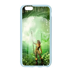 The Gate In The Magical World Apple Seamless iPhone 6 Case (Color)