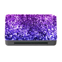 Midnight Glitter Memory Card Reader with CF
