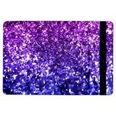 Midnight Glitter iPad Air 2 Flip