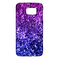 Midnight Glitter Galaxy S6