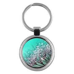 Dandelion 2015 0701 Key Chains (round)