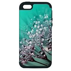 Dandelion 2015 0701 Apple Iphone 5 Hardshell Case (pc+silicone)
