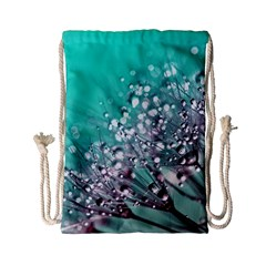 Dandelion 2015 0701 Drawstring Bag (Small)