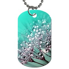 Dandelion 2015 0701 Dog Tag (one Side)