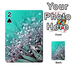 Dandelion 2015 0701 Playing Cards 54 Designs