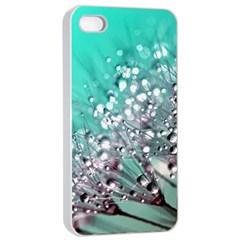 Dandelion 2015 0701 Apple iPhone 4/4s Seamless Case (White)