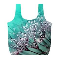 Dandelion 2015 0701 Full Print Recycle Bags (l)
