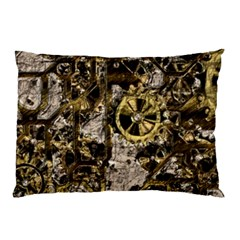 Metal Steampunk  Pillow Cases