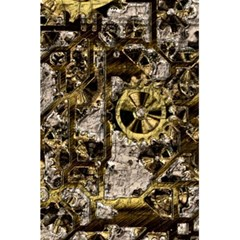 Metal Steampunk  5.5  x 8.5  Notebooks