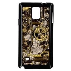 Metal Steampunk  Samsung Galaxy Note 4 Case (Black)