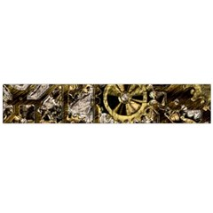 Metal Steampunk  Flano Scarf (large)