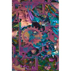 Steampunk Abstract 5.5  x 8.5  Notebooks