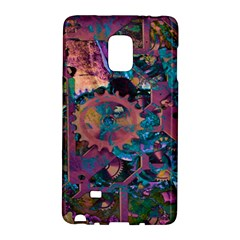Steampunk Abstract Galaxy Note Edge