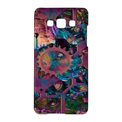 Steampunk Abstract Samsung Galaxy A5 Hardshell Case