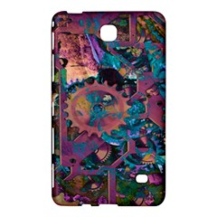 Steampunk Abstract Samsung Galaxy Tab 4 (8 ) Hardshell Case