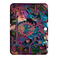 Steampunk Abstract Samsung Galaxy Tab 4 (10.1 ) Hardshell Case
