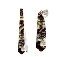 Steampunk 4 Soft Neckties (One Side)